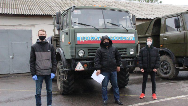 В ДОСААФ России Тамбовской области продолжается подготовка специалистов по военно-учебных специальностям