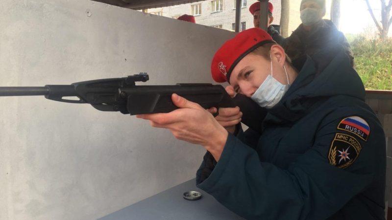Продолжается сдача нормативов на спортивное звание «Отличный стрелок» ДОСААФ