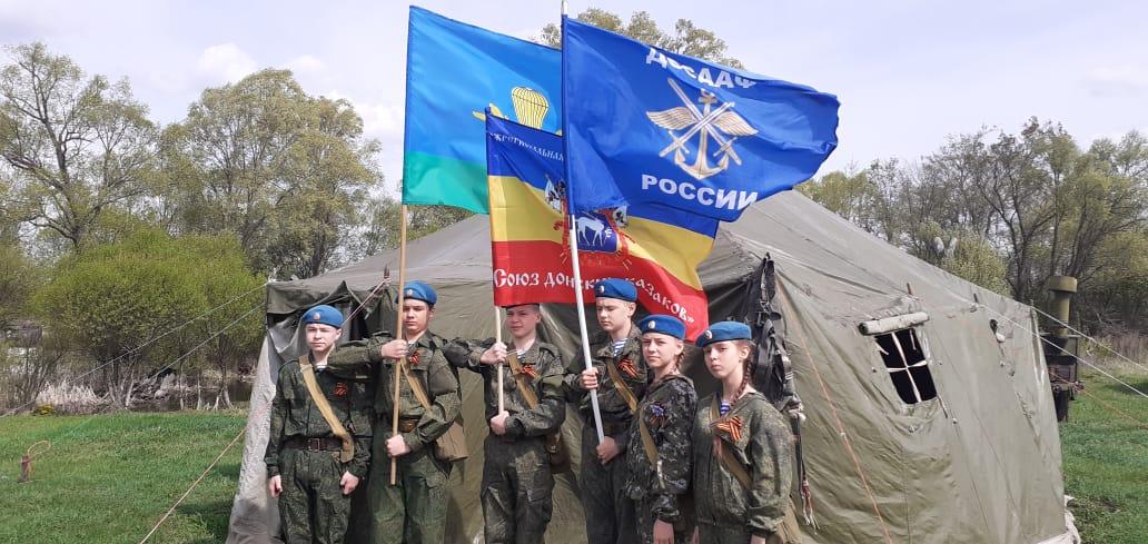 6 мая прошёл военно-спортивный фестиваль «Смена поколений»
